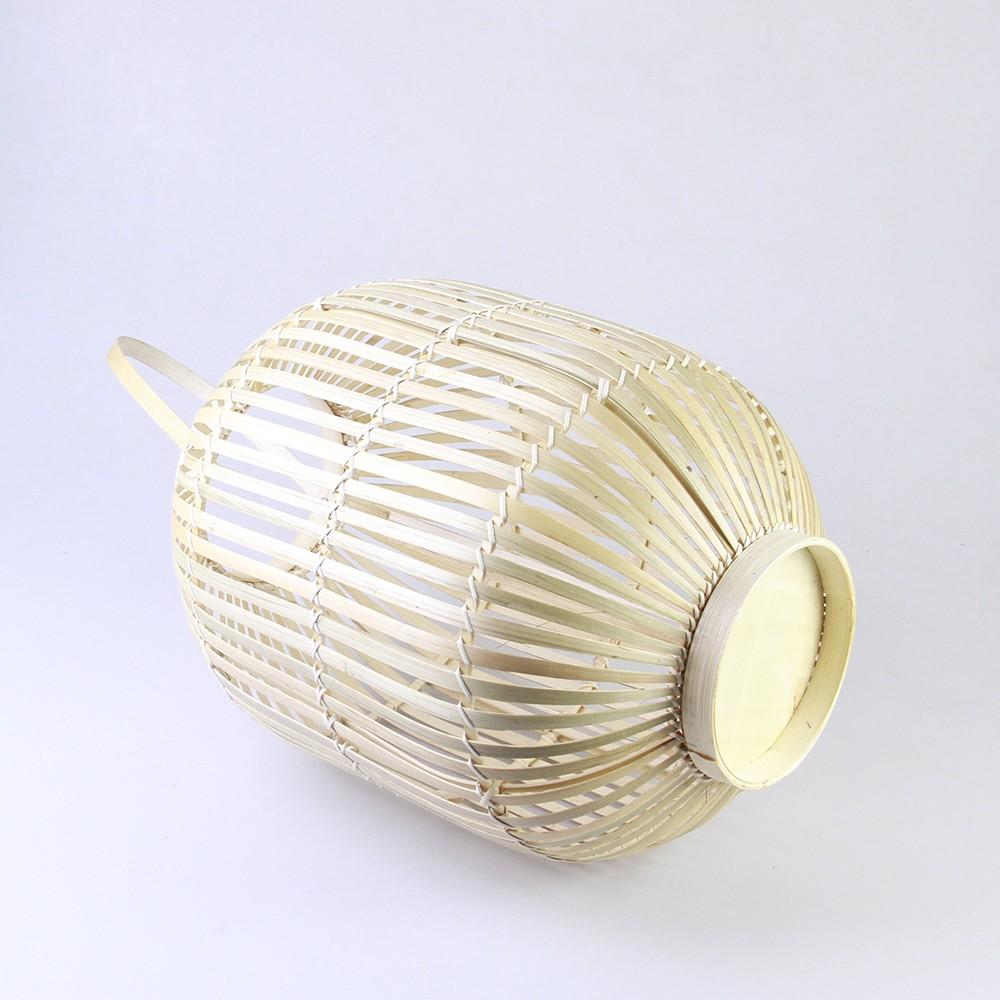 עששית מבמבוק טבעי