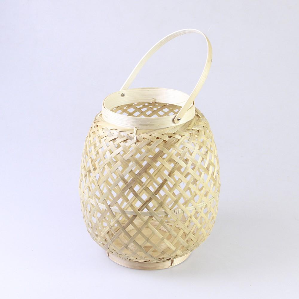 עששית פטיש מבמבוק טבעי